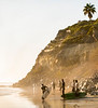 Six Surfers, II, Swami's Beach, Encinitas, CA