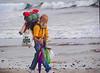 Homeless Man, II, Swami's Beach, Encinitas