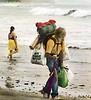 Homeless Man, I, Swami's Beach, Encinitas