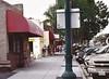 Sidewalk, Main Street, Encinitas, CA (Pentax 645)