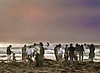 People, Swami's Beach, Encinitas, CA