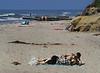 Lovers, Swami's Beach, Encinitas, CA (Pentax 645)