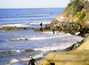Surfers, Coming and Going, 2, Encinitas, CA