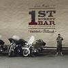 Motorcycles, Parking Lot, Encinitas