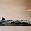 Smoke on the Water, I, Swami's Beach, Encinitas, CA