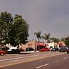 Traffic, Main Street, Encinitas, CA (Pentax 645)