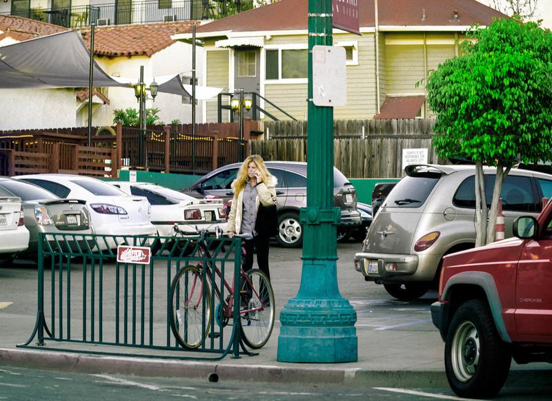 Parking Lot, India Street, San Diego, CA