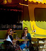 Two Women, Vermont Ave, Los Feliz, Los Angeles