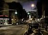 Night, Broome Street, NY, NY