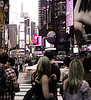 Crowd, Times Square, New York, NY