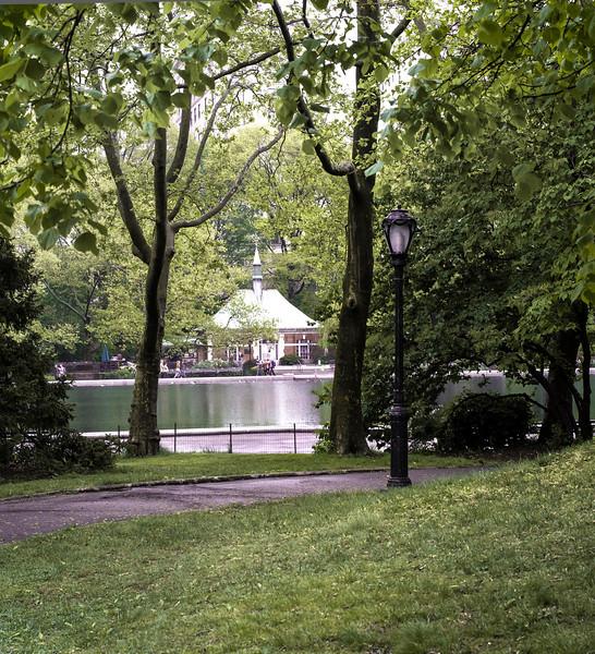 Hideaway House, I, Central Park, New York, NY