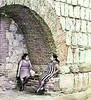 Conversation, Aqueducto, Oaxaca, MX
