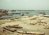 Boat Builders, Harbor, Elmina, Ghana