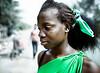Young Woman, Roadside, Akossombo, Ghana