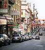 Red Lanterns, Grant Street, San Francisco, CA