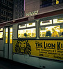Lion King, Sutter Street, San Francisco, CA