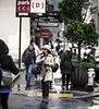 Woman in Dark Glasses, Geary Street, San Francisco, CA