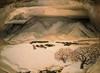 Winter Funeral (Victor Higgins), Harwood Museum, Taos, NM