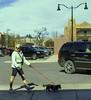 Little Dog, W. San Francisco Street, Santa Fe, NM