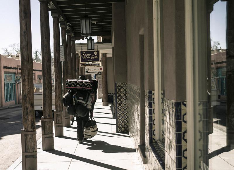 Arju, I, Don Gaspar Street, Santa Fe, NM
