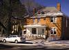 Territorial House, II, Grant Street, Santa Fe, NM