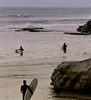 Three Surfers, Swami's Beach