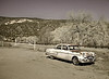 1954 Packard, Museum, Embudo, NM