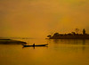 Sunrise on the Mekong, Chang Saen, Thailand