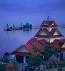 Hotel on the Mekong River, Chang Saen, Thailand