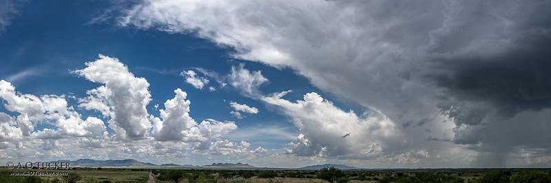 Sonoita Monsoon Panoramic