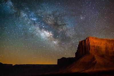 Monument Valley, Mitchell Mesa