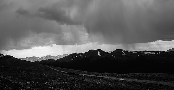 View from Trail Ridge Road.