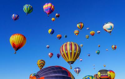 Reno Hot Air Balloon Festival