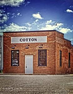 Cotton Depot Building