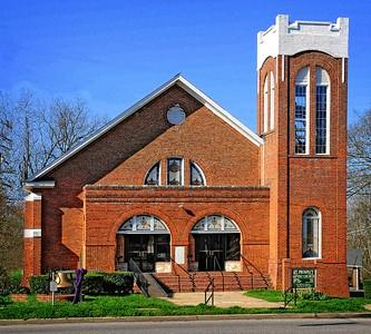 Mount Prospect  Baptist Church