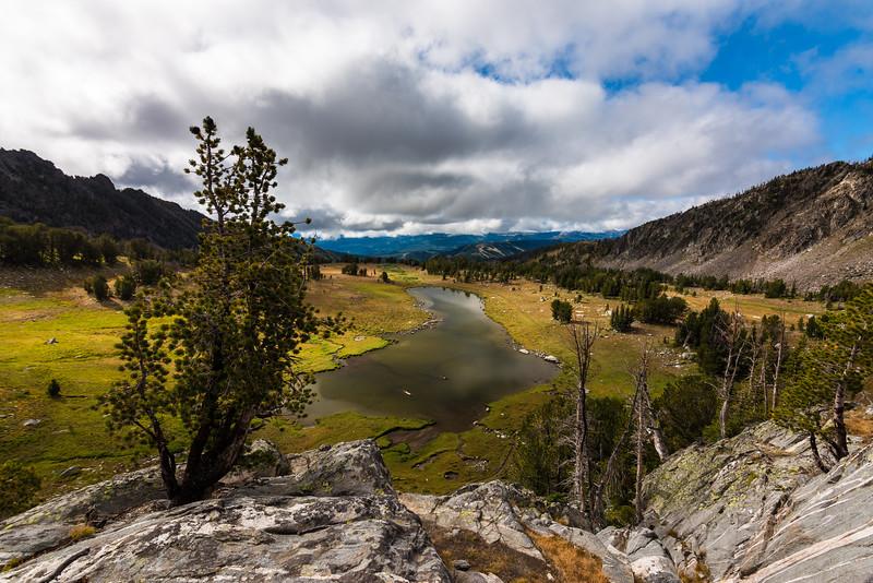 Beehive Basin, Spanish Peaks Wilderness