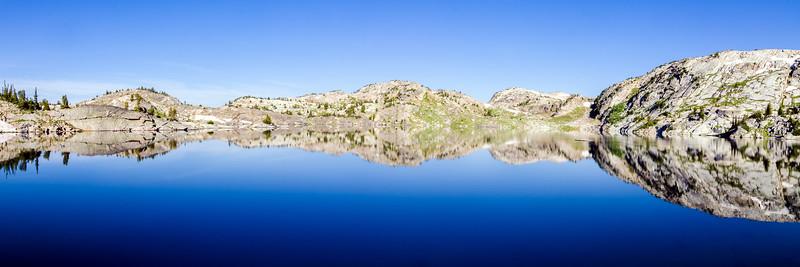 Land Bridge, Lake of the Winds, Absaroka-Beartooth WIlderness