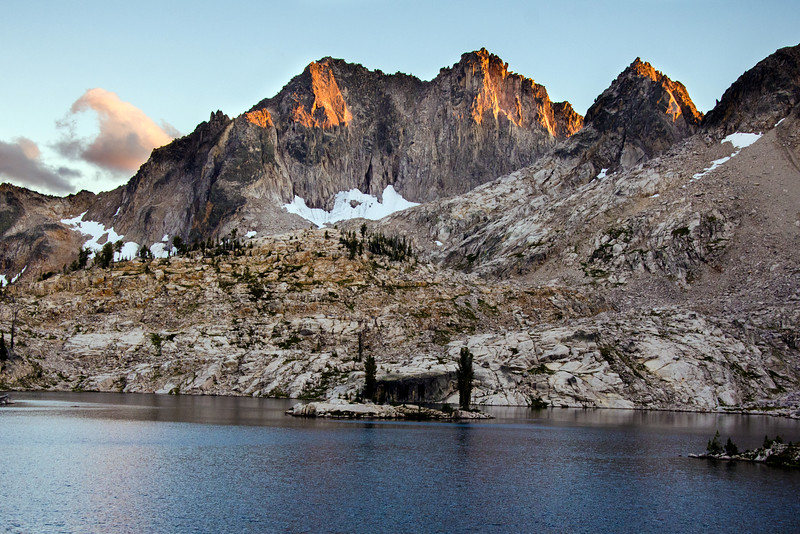 Elk Mountain, Sawtooth Wilderness, Idaho