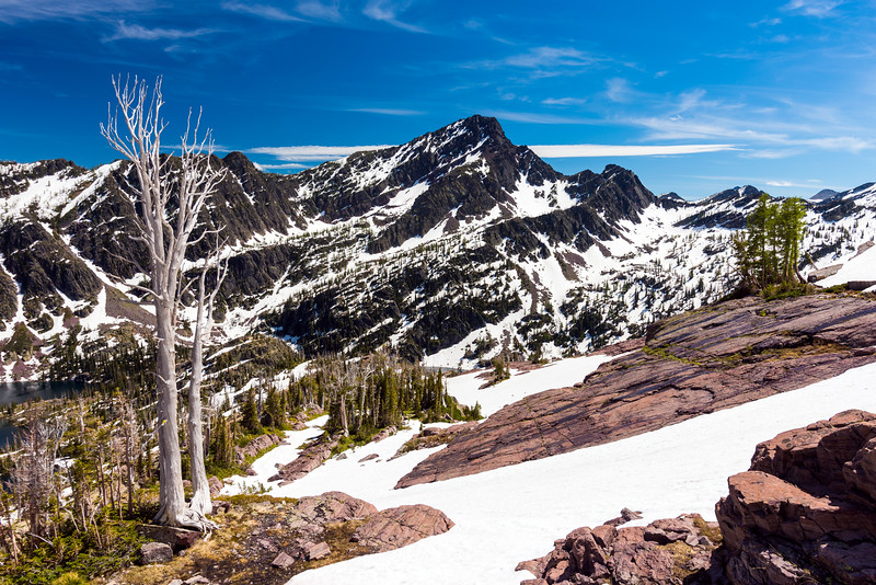 Daughter of the Sun Mountain, Mission Mountain Wilderness