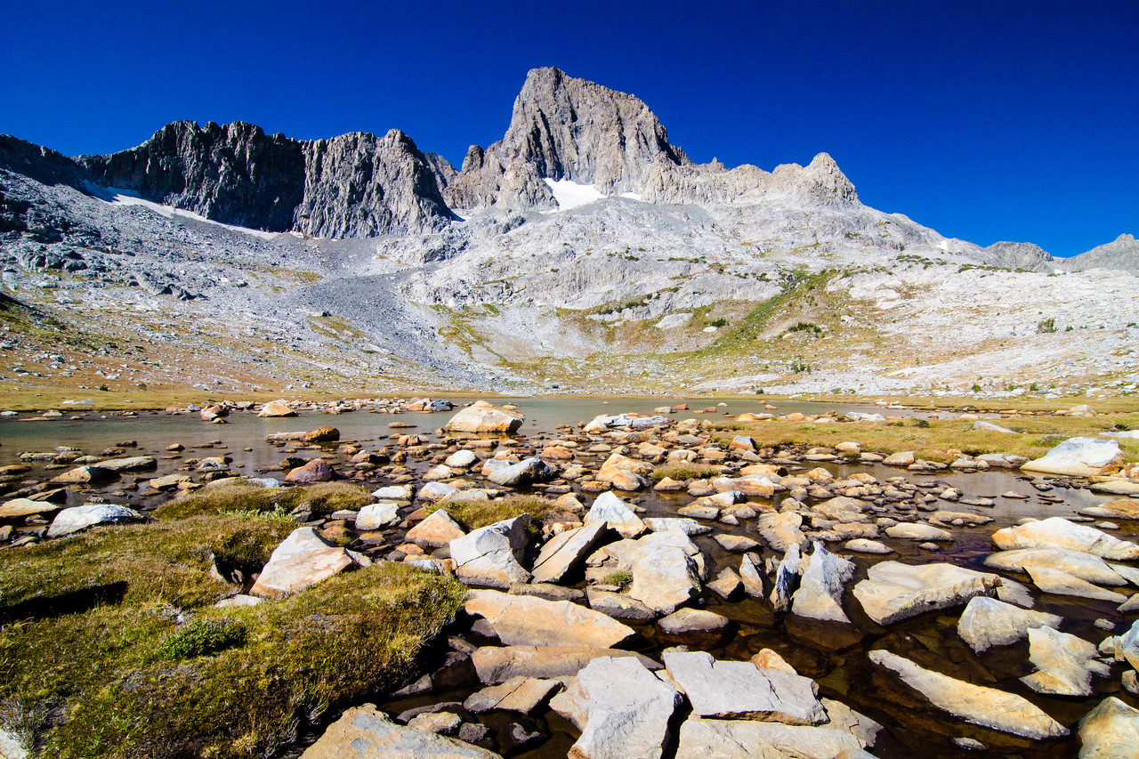 Banner Peak, Ansel Adams Wilderness