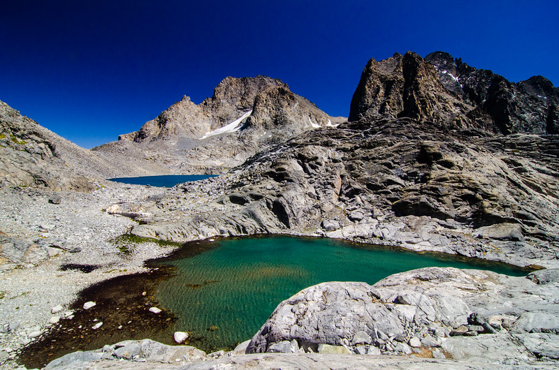 Below Lake Catherine, Ansel Adams Wilderness
