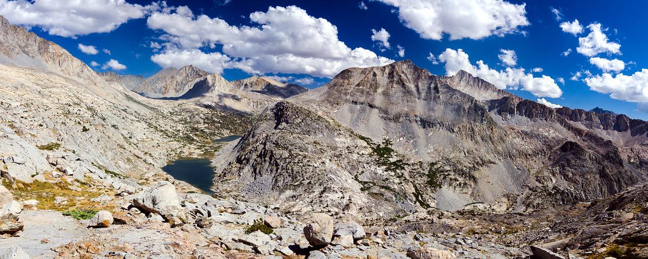 Palisade Lakes, Kings Canyon National Park, California