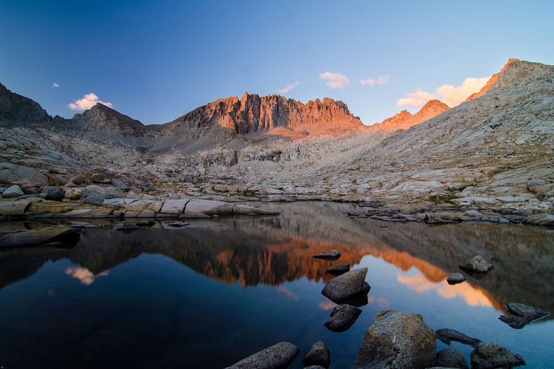 Palisade Crest, Kings Canyon National Park, California