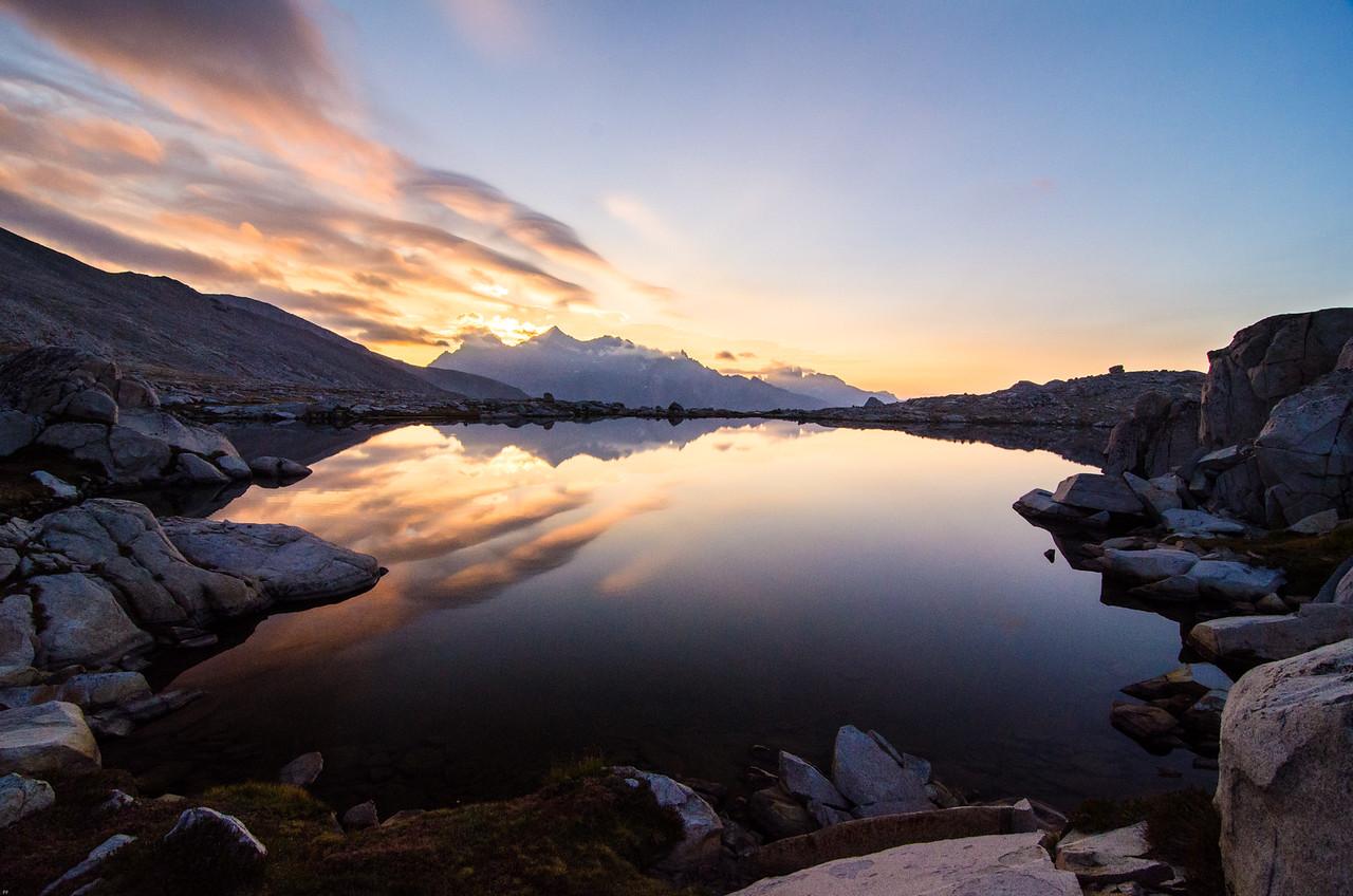 Blue Lake, Ansel Adams Wilderness