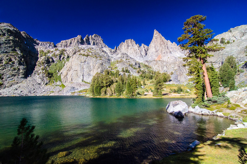 Minaret Lake, Ansel Adams Wilderness