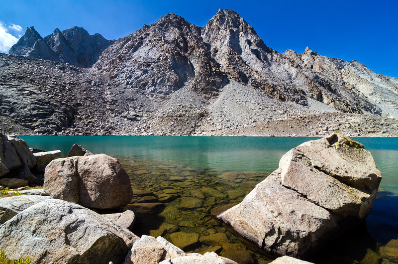 Darwin Canyon Lake, Kings Canyon National Park