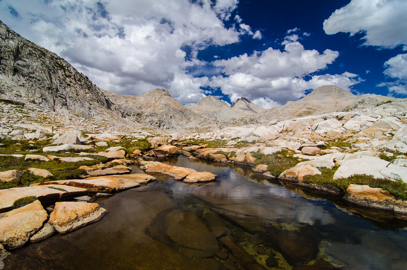 Merriam Creek, Ansel Adams Wilderness