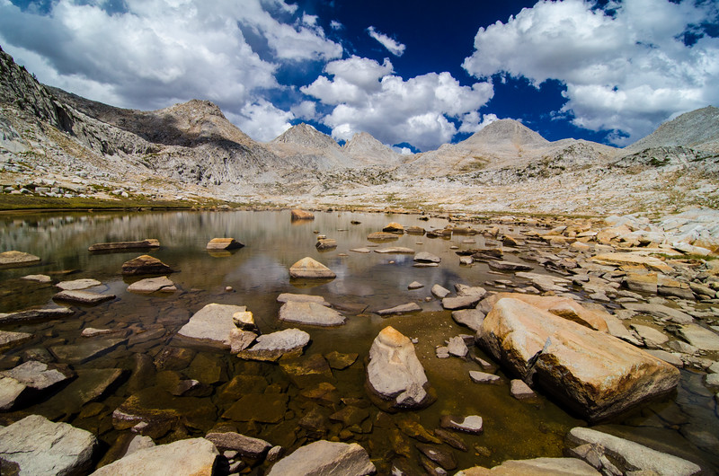 Merriam Creek Pool, Ansel Adams Wilderness