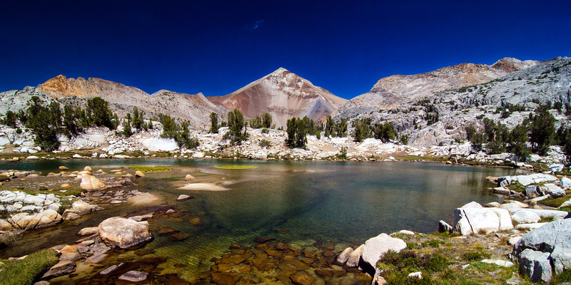 Red Slate Mountain, Ansel Adams Wilderness