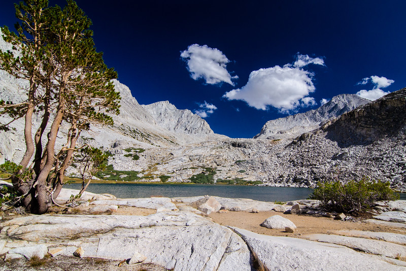 Lower Mills Creek Lake, Ansel Adams Wilderness
